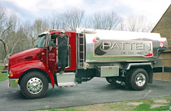Today, Patten Oil utilizes modern equipment to service you promptly and economically